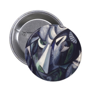 Oleksandr Bogomazov- Head Pinback Buttons