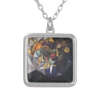 Oleksandr Bogomazov- Still life with flowers Necklace