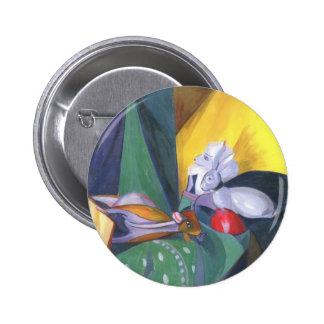 Oleksandr Bogomazov- Toys Pinback Button