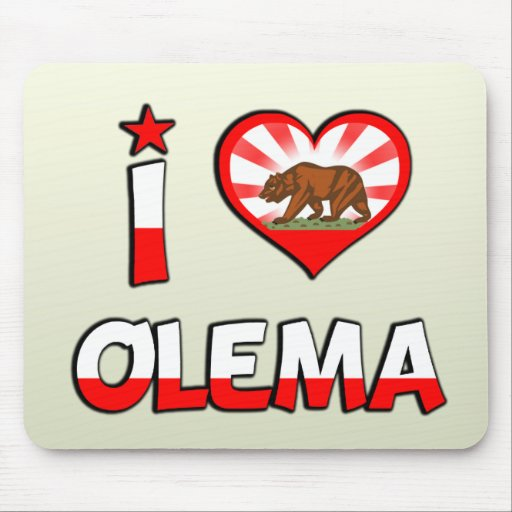 Olema, CA Alfombrillas De Ratones