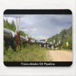 Oleoducto de Transporte-Alaska Alfombrilla De Ratones