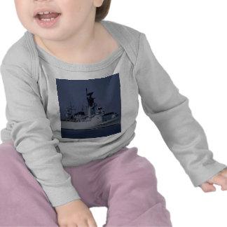 "Olfert Fischer"" F3555 frigate, Danish Navy T Shirts"