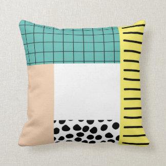 Olga Bonnie Designs Throw Pillow