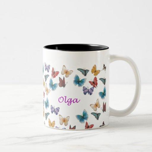Olga Tazas De Café
