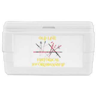 OLHS the Igloo® 48 Quart Duo Deco Cooler