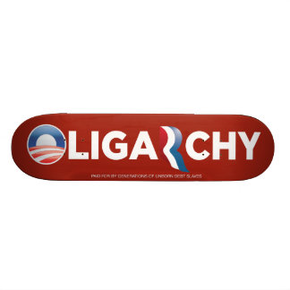 Oligarchy 2012 Skateboard