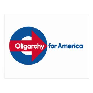 Oligarquía para América Postal