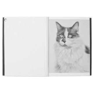 Oliva the Cat iPad Pro Case