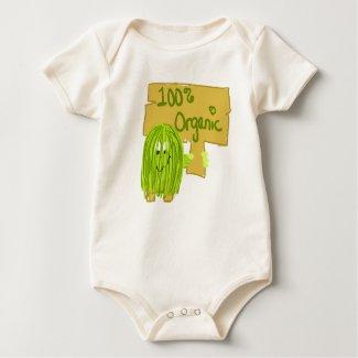 Olive 100% Organic shirt