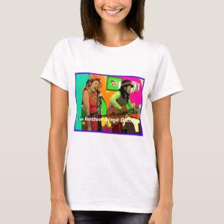 Olive and Dingo ham it up T-Shirt