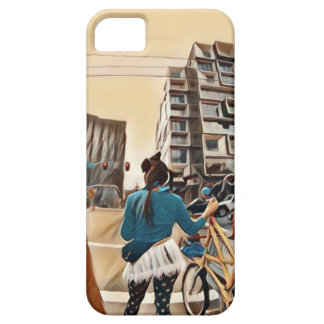 Olive and Dingo in PDX iPhone SE/5/5s Case