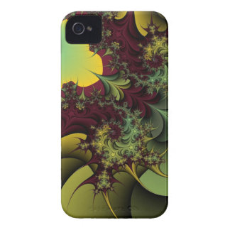 olive and red iphone case
