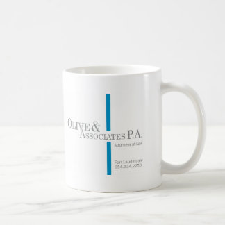 Olive & Assoc. Coffee Mug