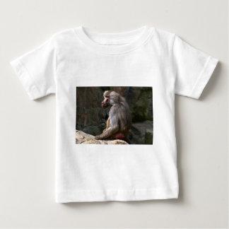 Olive Baboon Infant T-shirt