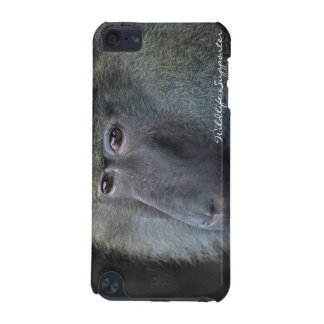Olive Baboon Wildlife-Supporter Ipod Case
