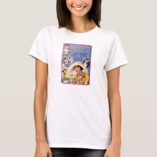 Olive Borden 1927 silent movie T-shirt