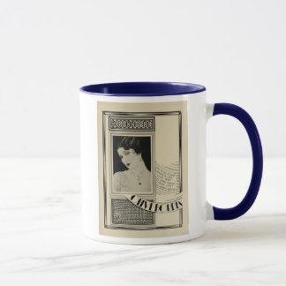 Olive Borden 1929 vintage poster mug