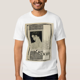 Olive Borden 1929 vintage poster T-shirt