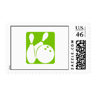 Olive Bowling Postage Stamp