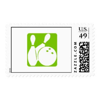 Olive Bowling Postage Stamp