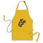 olive branch apron