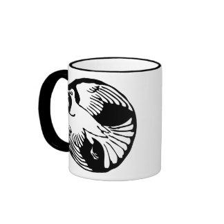 Olive Branch Peace Dove Mug