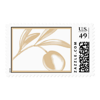 Olive Branch Stamp