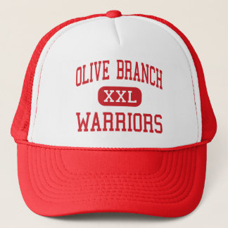 Olive Branch - Warriors - Middle - New Carlisle Trucker Hat