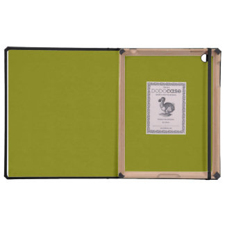 Olive Covers For iPad