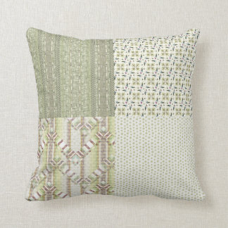 Olive Delft Pillow