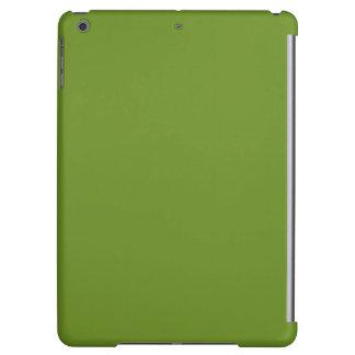 Olive Drab High End Designer Color iPad Air Cases