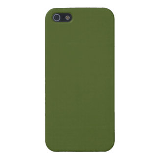 Olive Drab iPhone 5 Case