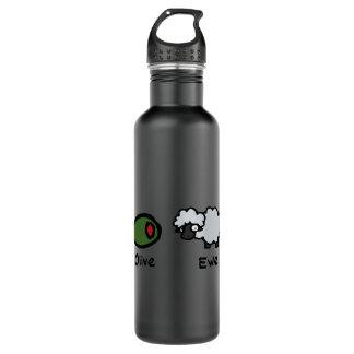 Olive Ewe 24oz Water Bottle