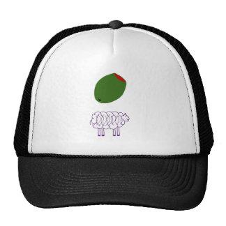 Olive Ewe Trucker Hat