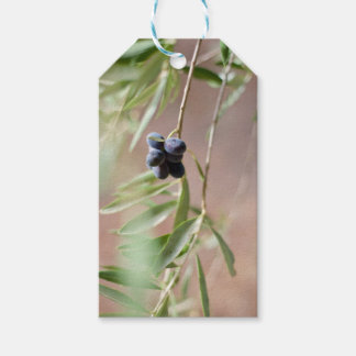 Olive Gift Tags