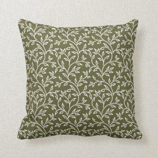 Olive Green Pillows Pretty Throw Pillows