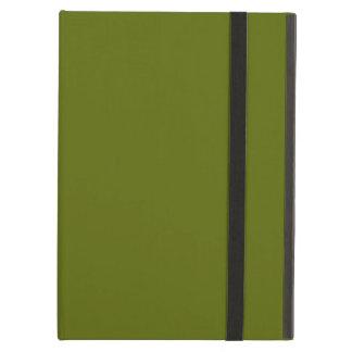 Olive Green iPad Prowis Case iPad Folio Case