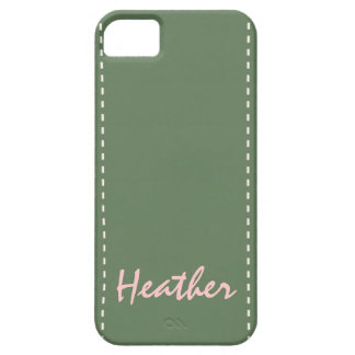 Olive Green iPhone 5 Case