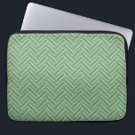 """Olive green stripes double weave computer sleeve<br><div class=""""desc"""">Olive green stripes double weave</div>"""