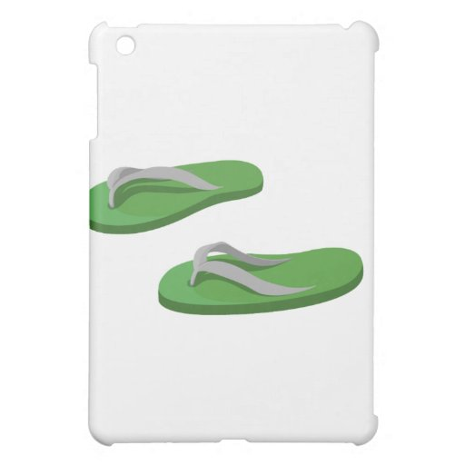 olive grey flip flops offset.png cover for the iPad mini