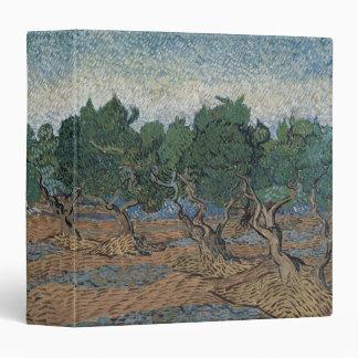 Olive Grove by Vincent Van Gogh Binder