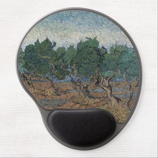 Olive Grove by Vincent Van Gogh Gel Mouse Mat
