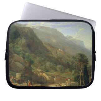 Olive Groves at Varenna, Lake Como, Italy, 1861 (o Computer Sleeve