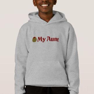 Olive (I Love) My Aunt Hoodie