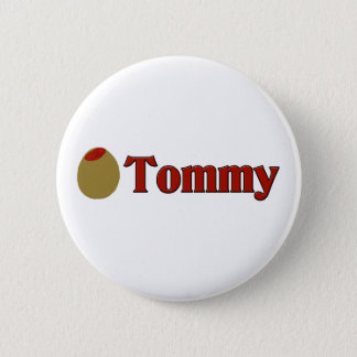 Olive (I Love) Tommy Button