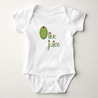 Olive Juice Baby Bodysuit