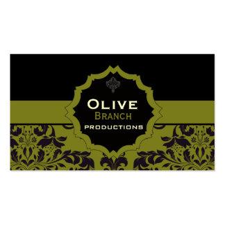 Olive Juice Business Card