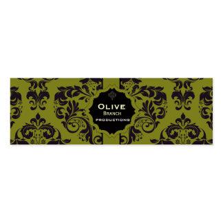 Olive Juice Business Cards