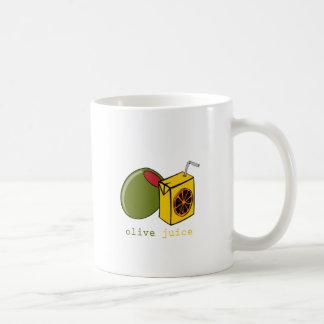 Olive Juice Coffee Mug