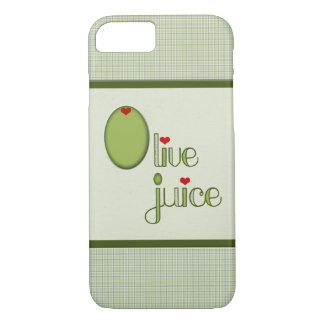 Olive Juice iPhone 8/7 Case